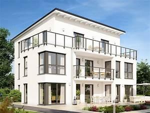 Bauen Zweifamilienhaus Grundriss : celebration 275 v5 mehrgenerationshaus ~ Lizthompson.info Haus und Dekorationen