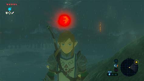 Zelda Blood Moon τι συμβαίνει στο Zelda Breath Of The Wild εάν