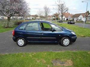 Citroen 2001 Xsara Picasso 2 0 Hdi Sx 5dr  Car For Sale