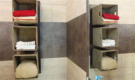 almacenaje  toallas bricomania