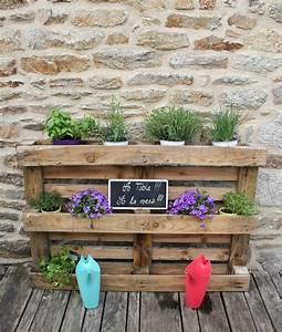 diy 100 recup la palette jardiniere merci pour le With maison de l ecologie 3 ecologie bricoler amp jardiner