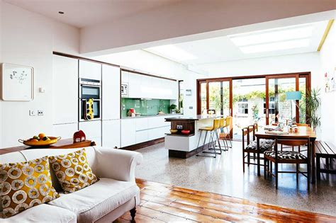 real home maximising light   modern kitchen