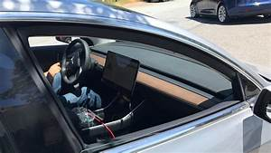 Tesla Model 3 Interior Exposed | autoTRADER.ca