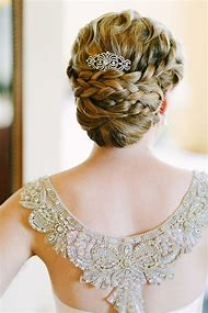 Vintage Wedding Updos for Long Hair