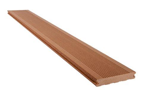 lame de terrasse elegance rainur 233 silvadec brun exotique 138x23x4000 mba bois et