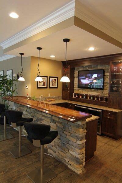 ideas  game room bar  pinterest basement