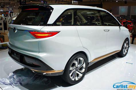 Daihatsu Suv by Jakarta 2017 Daihatsu Dn Multisix Concept Possible New