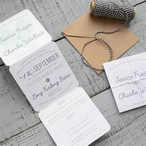 heart tri fold wedding invitation on white by paper and With make tri fold wedding invitations
