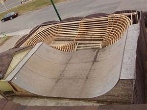 Skateboard Ramp Blueprints Google Search Free