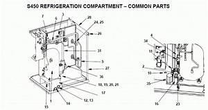 Manitowoc Sy0454a Ice Machine Parts Diagram