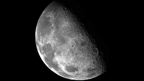 The Moon The Earths Natural Satellite Youtube
