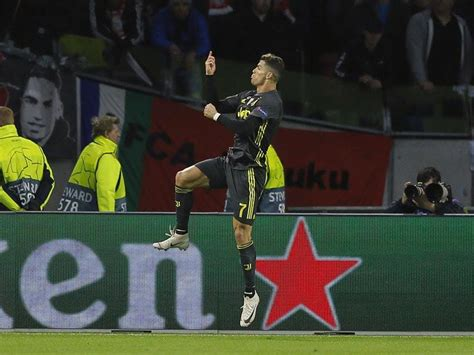 Ronaldo nets 125th Champions League goal as Juve draw at ...