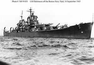 The Pacific War Online Encyclopedia  Baltimore Class  U S