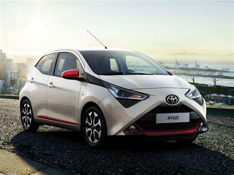 Toyota Aygo (2019)  Pictures, Information & Specs