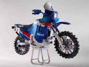Create Your Own Dakar Scene With Yamaha's Mind-boggling