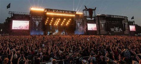 Wacken Open Air 2019 Sold Out Already