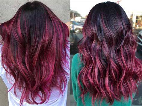 incredible christmas hair color    wanting  holiday layla hair shine
