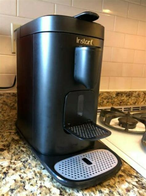 Shop the top 25 most popular 1 at the best prices! NIB Instant Pod K-Cup & Nespresso Pod Coffee Maker w/Free Reusable K-Cup Pod! for sale online