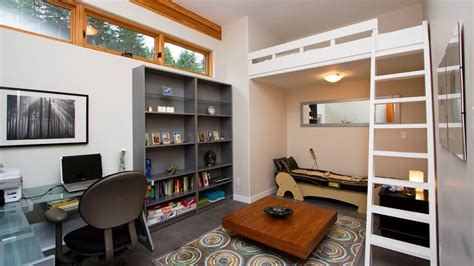 Decorating Ideas For A Small Loft Bedroom by Lovely Loft Bed Design Ideas Small Space Solutions