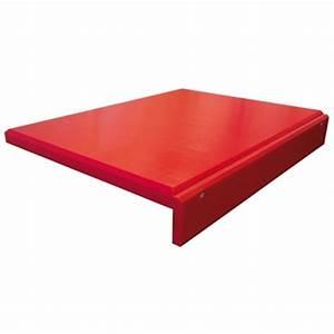 Planche A Decouper : planche d couper en poly thyl ne avec rebord rouge tom press ~ Teatrodelosmanantiales.com Idées de Décoration