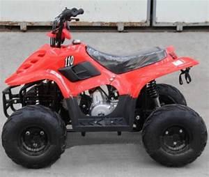 2015 Tao Tao 110cc Boulder Sport Atv 4 Wheeler For Sale H4