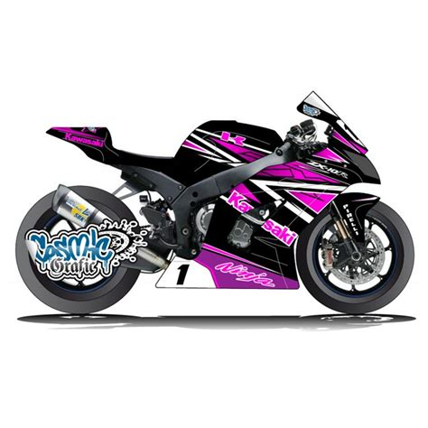 custom graphic kit for 2011 2014 kawasaki zx 10r international moto parts