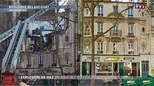 Artisan Menuisier Boulogne Billancourt : jt 20h boulogne billancourt une explosion souffle un ~ Premium-room.com Idées de Décoration
