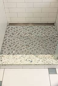 Mosaic Shower Floor Tiles