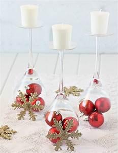 Bougies De Noel : porte bougie no l diy en quelques projets charmants et ~ Melissatoandfro.com Idées de Décoration