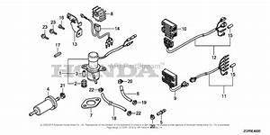 Honda Engines Gx690rh Bxf Engine  Chn  Vin  Gcaph