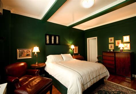 How To Decorate A Bedroom With Green Walls - home decor the green way