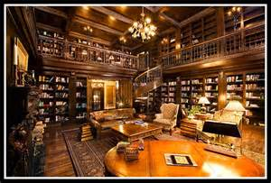 Luxury Home Library