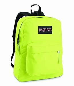 neon green backpack jansport Backpack Tools