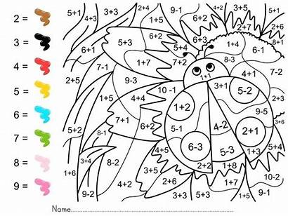 Coloring Pages Math Worksheets Bestcoloringpagesforkids