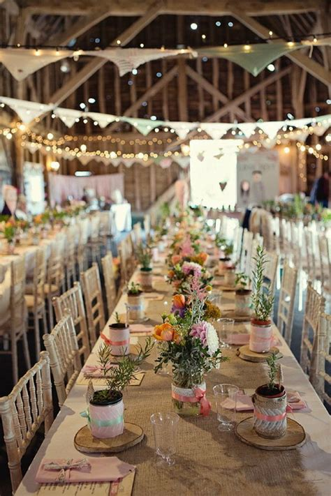 beautiful rustic wedding ideas noted list