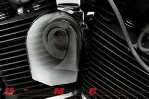 Harley-davidson Releases Loud Side-mount Horn