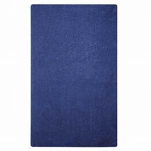 tapis de salle de bain de prestige bleu With tapis de bain luxe