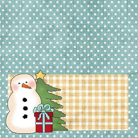 snowman bag topper  print northpolechristmascom