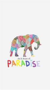 Wallpaper Paradise Coldplay (lyrics)   Wallpapers e ...