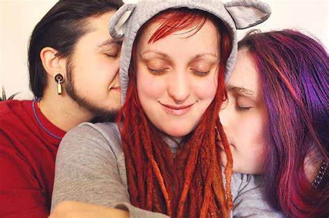 When speaking to polyamorous people about how they would define polyamory, the same reaction came up the difficulty comes from the fact that polyamorous relationships can take various forms. What Is Polyamory: Here's What It's Like to Be Polyamorous - FLARE