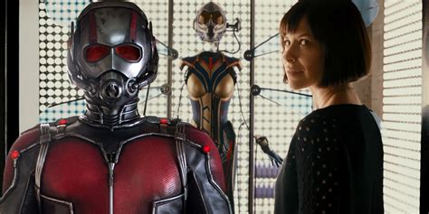 Hope Will Have Big Role In Antman And The Wasp