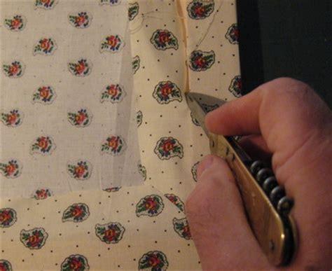 recouvrir un canapé avec du tissu cadre recouvert avec du tissu