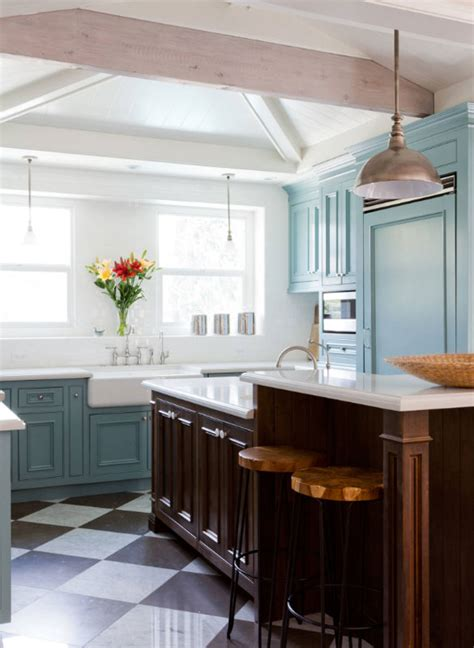 design trend blue kitchen cabinets  ideas    started home remodeling contractors
