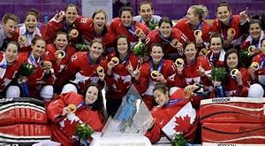 Hockey Canada announces 2018 Olympic women's hockey team ...