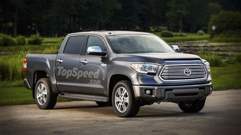 2019 Toyota Tundra Review  Top Speed