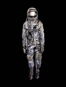 Pressure Suit, Mercury, John Glenn, Friendship 7, Flown ...