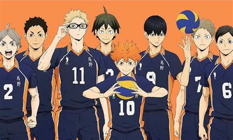 Which Haikyuu Character Are You Take This Quiz To Find Out