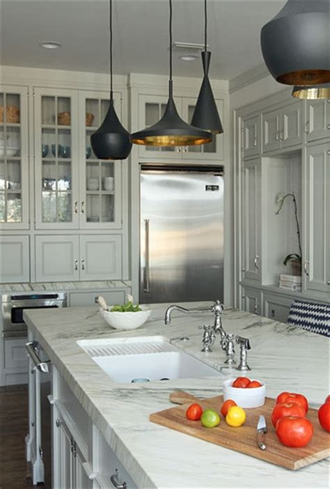 gray owl kitchen cabinets gray kitchen cabinets contemporary kitchen benjamin 235 | ccf4e2c73a6a