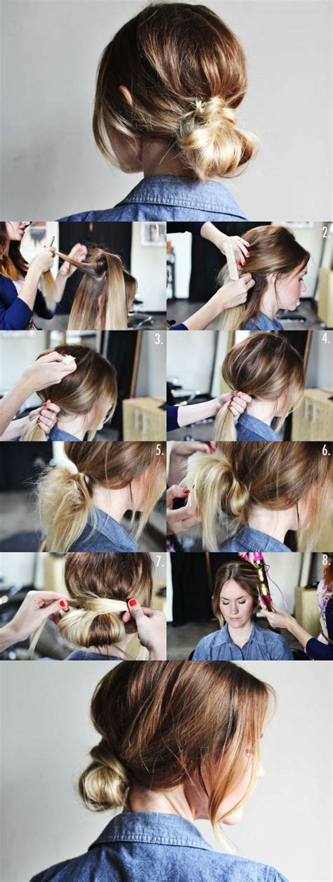 cute hairstyles step  step hairstyles  long hair