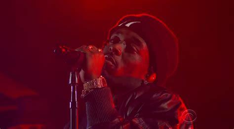 Lil Uzi Vert makes late night debut, performs